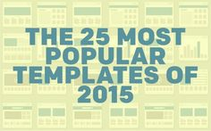 2015 was a great year and these were the most popular downloads from our Template and Cutout People Libraries!