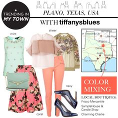 """Trending in My Town: Tiffanysblues"" by polyvore-editorial on Polyvore"