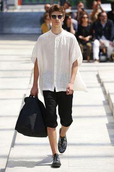Issey Miyake | Menswear - Spring 2017 | Look 6