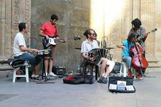 El Metodo - em Calle Florida, Buenos Aires  (Foto: Mariana Klein) 2013