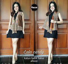 Batik bolero handmade Indonesia Only Idr 85K