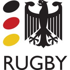 Alemanha - Deutscher Rugby Verband (DVR - Rugby Europe) Rugby, Badges, Logos, Vector Free, Third, Europe, Sports, Germany, Track And Field