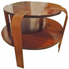 Gorgeous Rich Art Deco Coffee Table