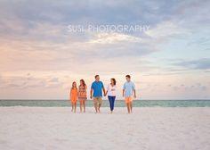 Specializing in Family Beach Photography in Destin, Miramar Beach, Santa Rosa Beach area