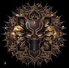 Black Panther Sketching