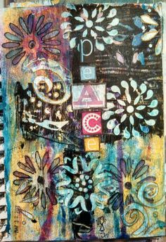 Art journal - June 2013