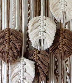 Boho Wall Hanging, Straw Bag