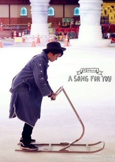 A song for you) Amber Liu