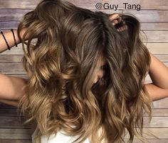 I hope I can achieve this color! Guy Tang is so good, I just hope the stylist I'm going to wont mess this up and turn my hair orange.