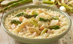 Spargelrisotto | Knorr