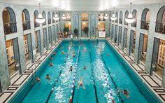 Yrjönkadun uimahallissa hemmottelupäivät