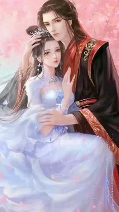 Love Cartoon Couple, Cartoon Girl Images, Cute Couple Art, Anime Love Couple, Anime Couples Drawings, Anime Couples Manga, Chica Anime Manga, Anime Angel Girl, Anime Art Girl