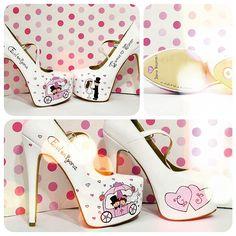 #uzuntopuk gelin ayakkabısı