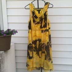BEAUTIFUL SUMMER SHEER DRESS/ NOT FOR SALE This beautiful spring/summer dress can be worn for any occasion. This is super light weight with breathable lined sheer under the dress. New and never worn. Lane Bryant Dresses