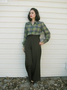 Retro Fashion Is My Passion - The SITS Girls. I really miss her blog. I don't know what happened to it.