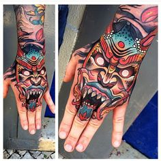 FUCK YEAH HAND TATTOOS !! #tattoos #tattoo #handtattoo