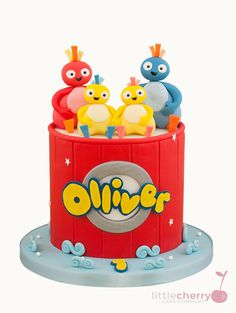Image result for twirlywoos cake