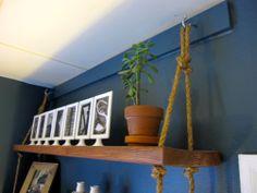 Hanging shelf? For kitchen window?