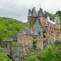 Burg Eltz - Wiesbaden portion of trip