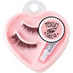 Medusa's Makeup False Lashes ($8) ❤ liked on Polyvore featuring beauty products, makeup, eye makeup, false eyelashes, filler, beauty, accessories and medusa's makeup