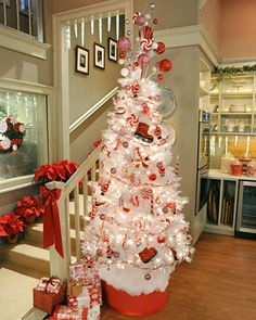 Oh my goodness...this is soooo perfect for me and my candyland Christmas theme!!! :)