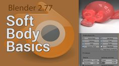 In this video tutorial we help you in getting started with soft body physics in Blender. In the final result Suzanne's ears will wiggle automatically every t...