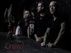 Crawl Featured Band On 365 Radio Network