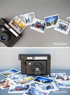 The Lomography Lomo'Instant Wide features a sleek design and takes sharp photos. It is one of the best wide-format instant cameras you can buy.