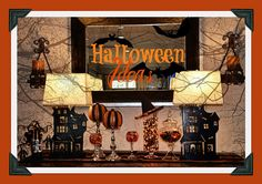 halloween ideas blog