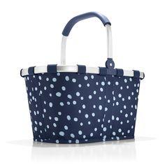Reisenthel Shopping carrybag spots navy