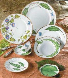 GREENLEAF China Dinnerware  by Anna Weatherley
