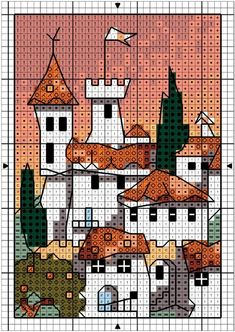 Thrilling Designing Your Own Cross Stitch Embroidery Patterns Ideas. Exhilarating Designing Your Own Cross Stitch Embroidery Patterns Ideas. Cross Stitch House, Cross Stitch Books, Mini Cross Stitch, Modern Cross Stitch, Cross Stitch Flowers, Cross Stitch Charts, Cross Stitch Designs, Cross Stitch Patterns, Cross Stitching