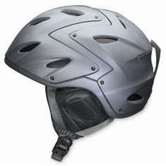 Giro Omen Snow Helmet Matte Pewter Small * Check this awesome product by going to the link at the image. (Amazon affiliate link)