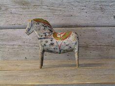 Vintage Dala horse