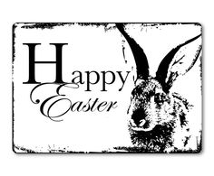 Wand-Spritzschutz Happy Easter One, 59 x 41 cm | Westwing Home & Living