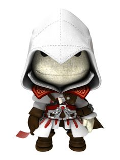 zackboy vestido de Ezio!