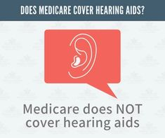 Wondering if Medicare covers hearing aids and/or hearing exams? It all comes down to medical necessity. Find out more on Medicare hearing aid coverage.