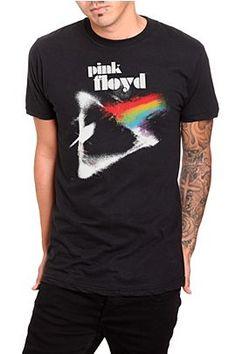 Pink Floyd Blur Slim-Fit T-Shirt @ Hot Topic, $16.88