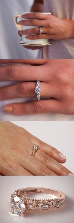 Awesome & Unique Rose Gold Wedding, Anniversary & Engagement Rings Set Ideas / Inspiration for Men & Women which is made in Black, Sterling Silver & comes in Princess Cut, Halo, Oval, Round, Pear, Skull, Cushion Cut, Solitaire Shape with stones like Emerald, Gems, Blue Sapphire, White Diamonds / Diamond, Swarovski, Purple, Red, Yellow Crystals. These Brides / Bridal ring & Band sets are Vintage, Simple & Beautiful Jewelry Products which is cheap, inexpensive, affordable Rings for Him, Her
