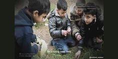 Crianças comem grama em campo de refugiados na Síria - http://projac.com.br/eventos-brasil-mundo-e-variedades/criancas-comem-grama-em-campo-de-refugiados-na-siria.html