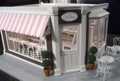 Cupcake Shop #1 | Stewart Dollhouse Creations
