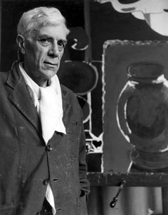 Georges Braque by Jean Crespi