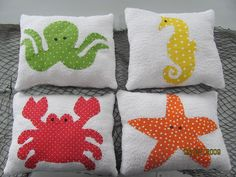 Adorable. For a beachy kids room or beach cottage. on etsy.