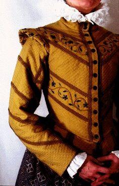 Elizabethan doublet