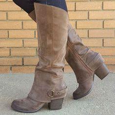 Fergalicious Lexy Western Boots