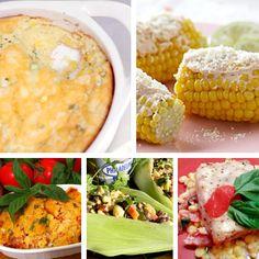 Summer corn recipes!!