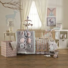 Project Nursery - Sparrow Nursery Collection from Lolli Living