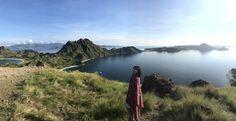 beautiful Padar Island