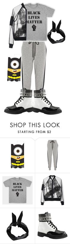 """""""Untitled #66"""" by madisonthomas-3 ❤ liked on Polyvore featuring Casetify, Markus Lupfer, Topshop and Demonia"""