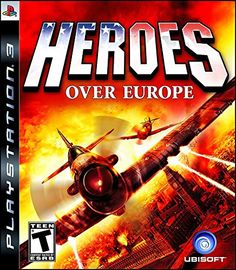 Heroes Over Europe  Playstation 3 * Read more  at the image link. Note:It is Affiliate Link to Amazon.